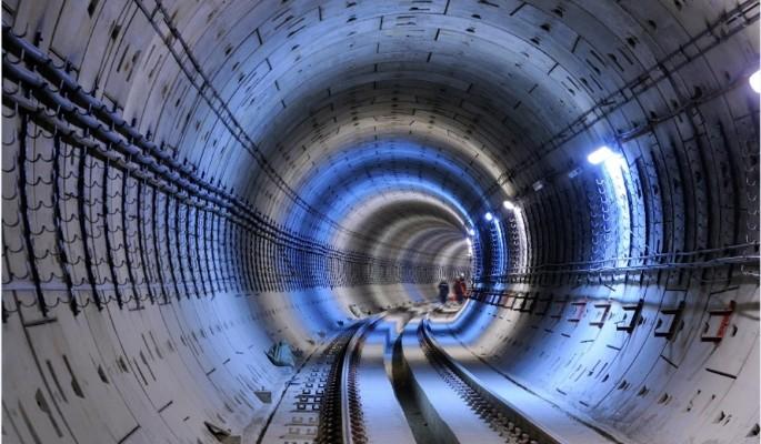 Началось строительство южного участка большого метрокольца