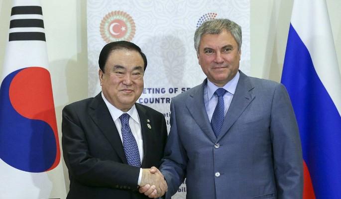 Южная Корея поблагодарила Россию за помощь в примирении с КНДР