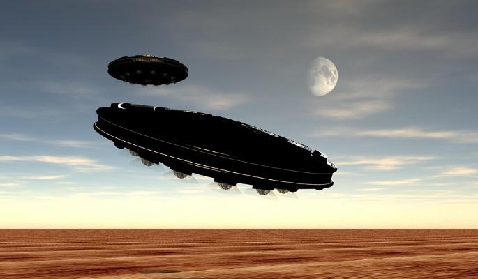 Обломки НЛО обрушились на американское побережье
