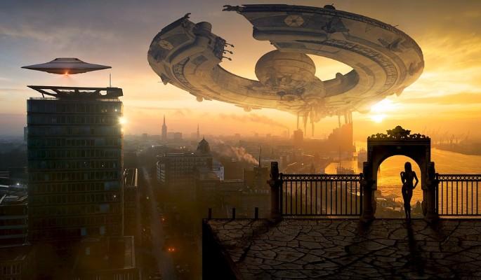 Российские ученые признали существование инопланетян