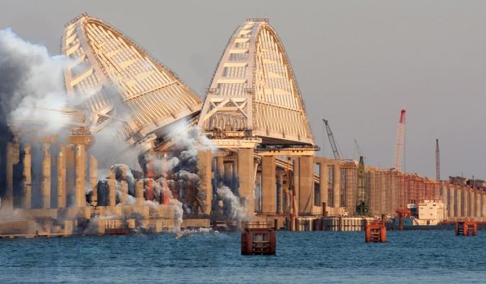 Будут жертвы: Крымский мост скоро упадет
