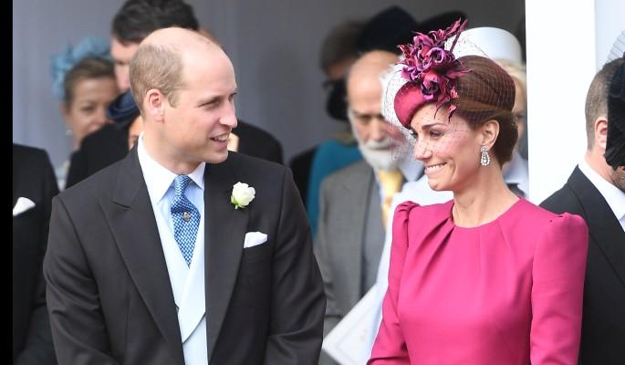 Принц Уильям и Кейт Миддлтон. Фото: GLOBAL LOOK press/Andrew Parsons