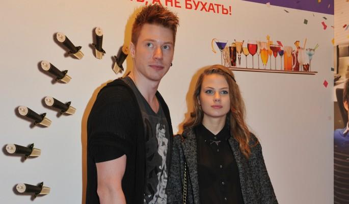 Никита Пресняков и Алена Краснова. Фото: GLOBAL LOOK press/Pravda Komsomolskaya