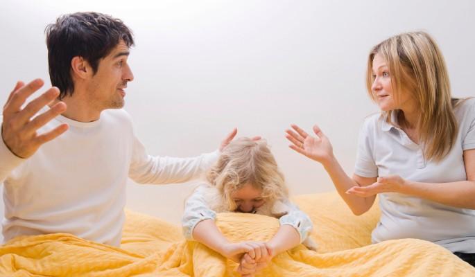 Стоит ли сохранять брак ради детей