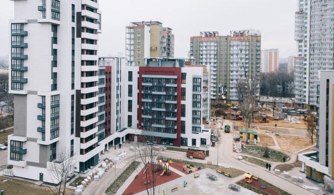 Московский рынок недвижимости растет на фоне дешевой ипотеки