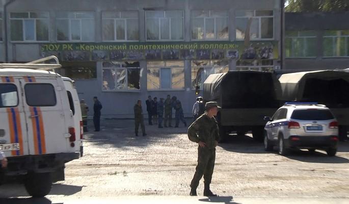 В Крыму заявили о сообщниках керченского стрелка