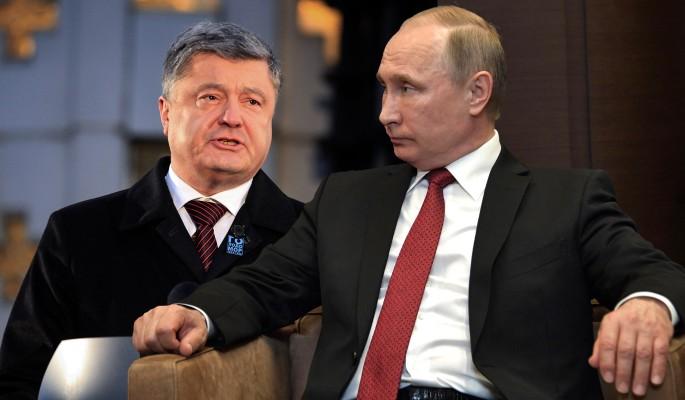 Путин поставил крест на теряющем власть Порошенко