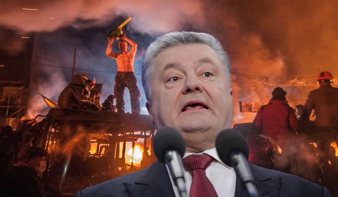 Ждать осталось недолго: народный гнев сметет Порошенко