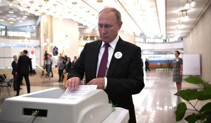 Путину рассказали о родах на выборах