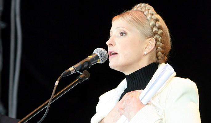 """""""Агент Кремля"""" Тимошенко врезала террористу Порошенко"""
