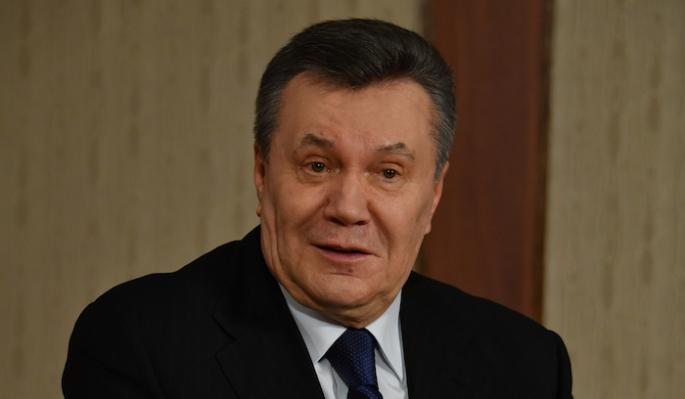 Украинцы устроили праздник из-за тяжелой травмы Януковича