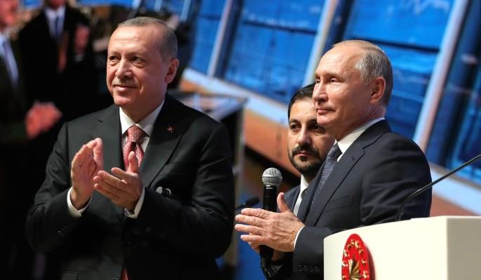 Путин и Эрдоган утерли нос теряющему власть Порошенко