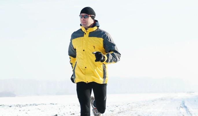 Чем полезны зимние пробежки