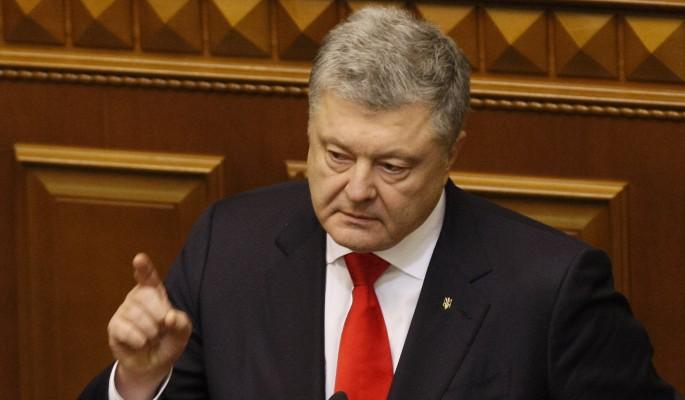 Ушлый вояка Порошенко обвел всех вокруг пальца