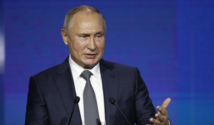Путин высказался о своем уходе