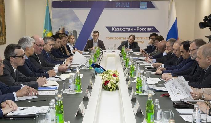 Казахстан и Россия обсудили результаты стратегического партнерства