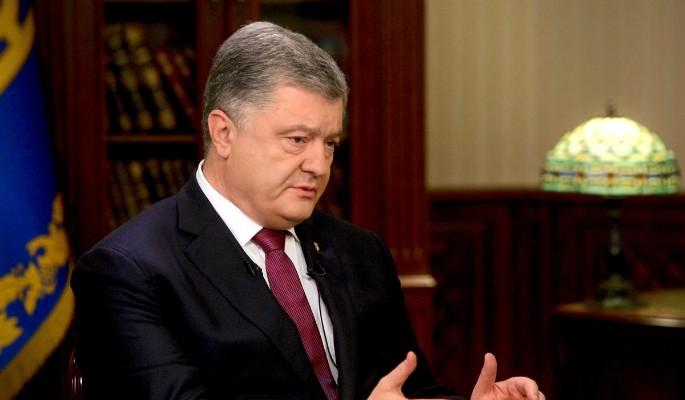 Украинцев лишают безвиза после дерзкой провокации Порошенко
