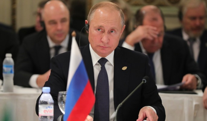 Путин вступился за высмеянную Меланью Трамп