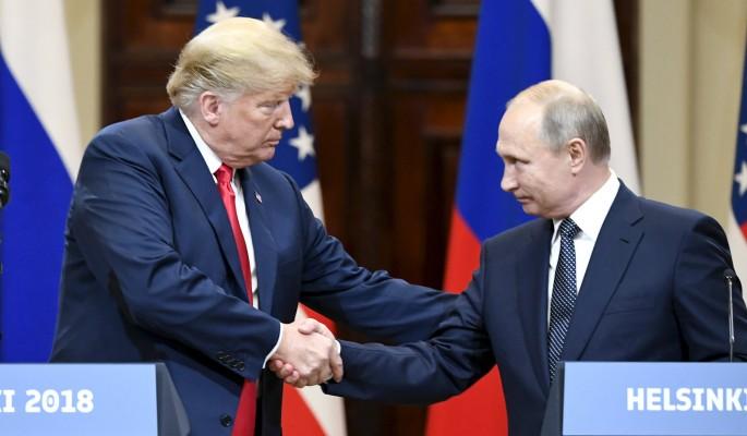 Путин поставил на место наглеца Трампа