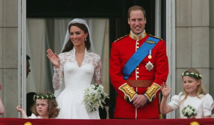 Вскрылся жуткий скандал на свадьбе Кейт Миддлтон и принца Уильяма