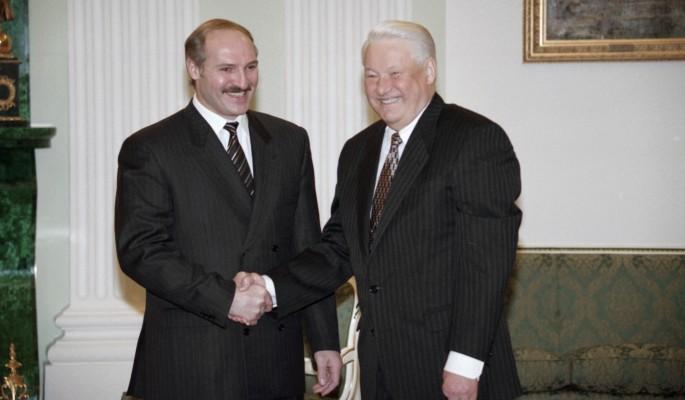 Лукашенко рассказал о пьянках с Ельциным