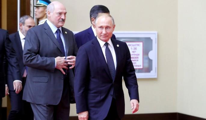 Лукашенко тайно начал борьбу за независимость от России