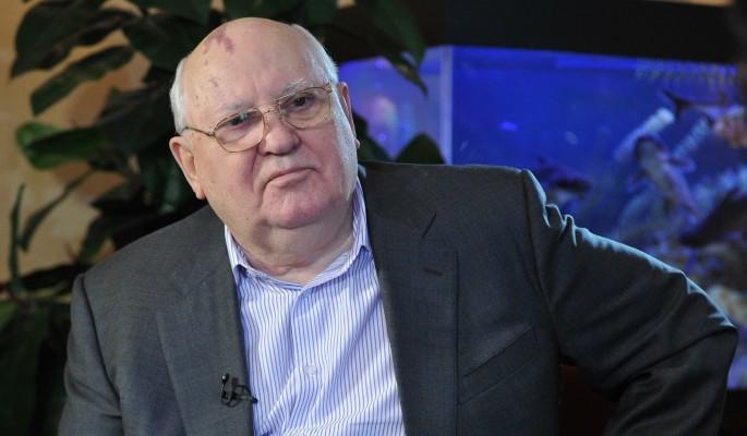 Горбачев вступил с Путиным в спор о ракетах