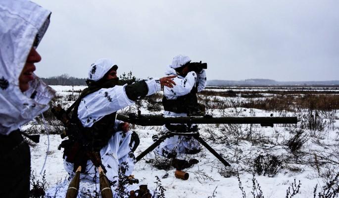 Названо условие начала войны между Россией и Украиной