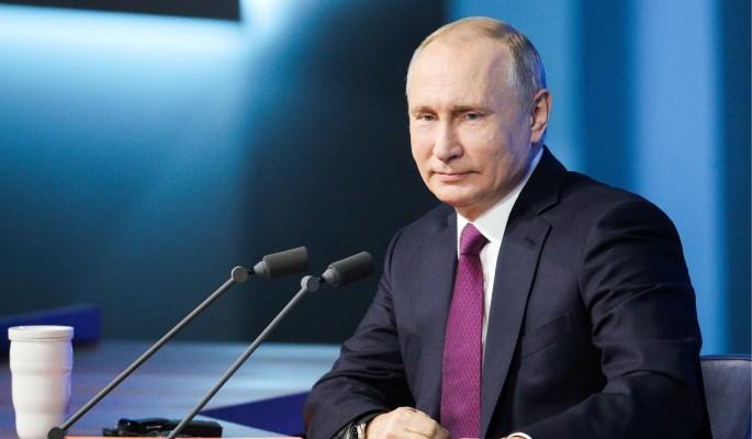 """""""Разумный мужик"""": Запад в восторге от большой пресс-конференции Путина"""