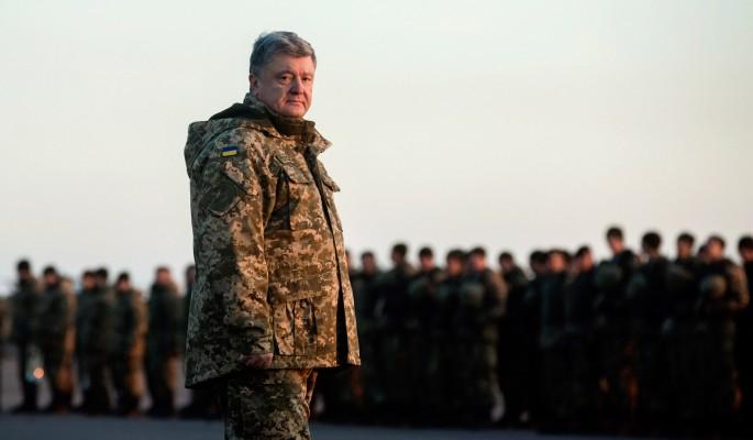 Слабоумие и отвага: вояка Порошенко грозит России
