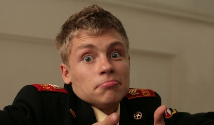 У российского актера нашлась внебрачная дочь