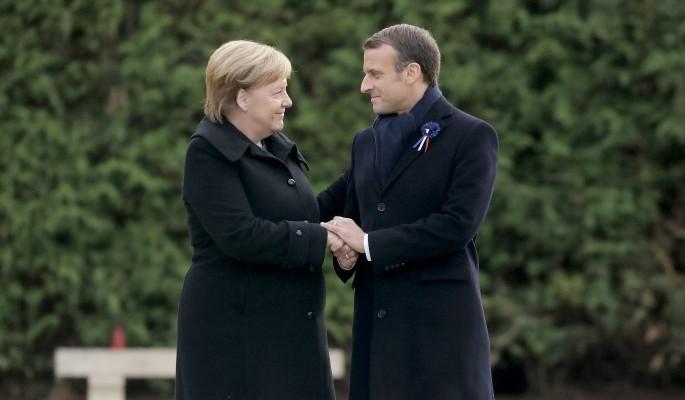 Меркель и Макрон опустились до угроз в адрес Путина