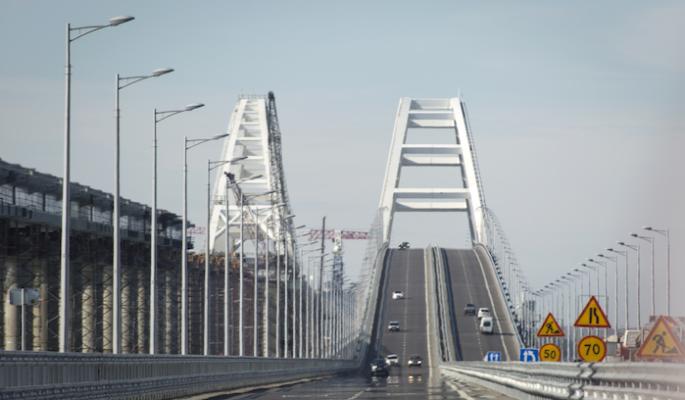 """""""Ситуация критическая"""": Предсказаны миллиардные траты на Крымский мост"""