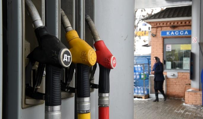 Россиян предупредили о весеннем взлете цен на бензин