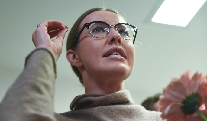 Глумление Собчак над церковью вызвало вопросы