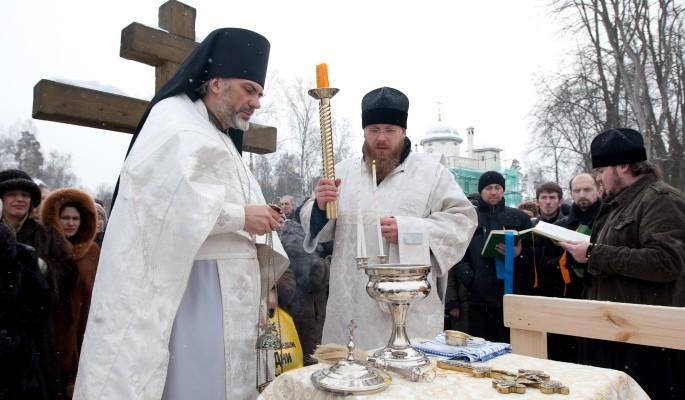 Крещение Господне: традиции, приметы, рецепт
