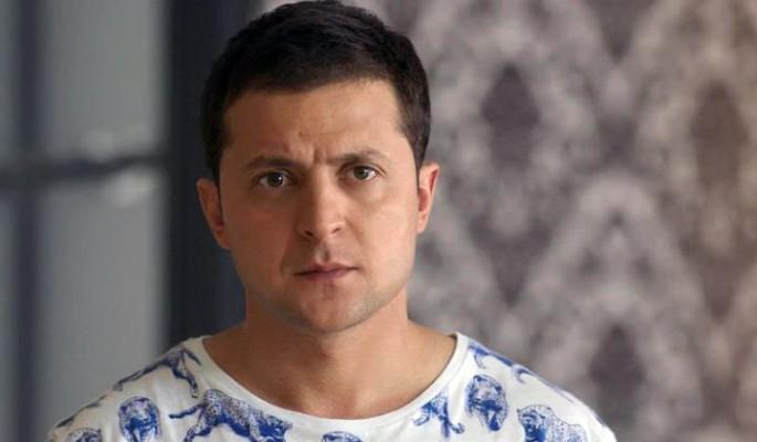Попавший в тюрьму Зеленский обратился к украинцам