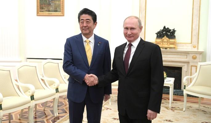 Сделает ли Синдзо Абэ харакири после встречи с Путиным