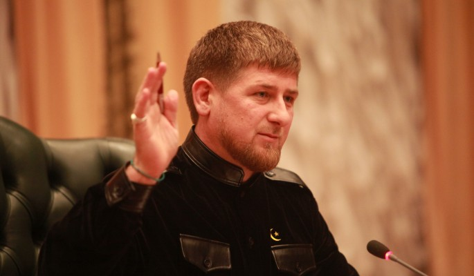 """""""Влепит оплеуху"""": Кадыров взорвался из-за нападения на Скабееву"""