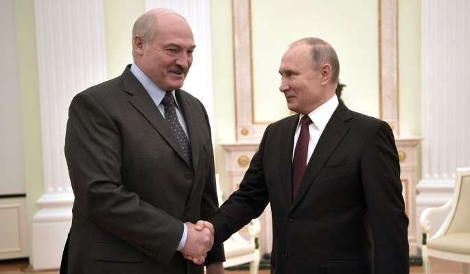 Лукашенко бежит на поклон к Путину после гнусной выходки