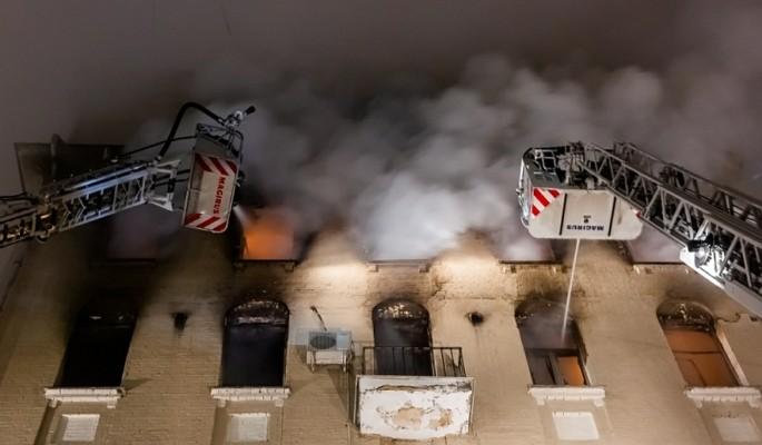 Врачи спасают Башмета после смертоносного пожара