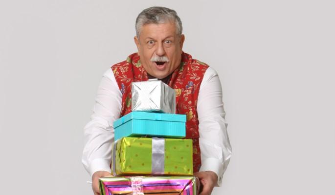 Михаилу Борисову 70 лет