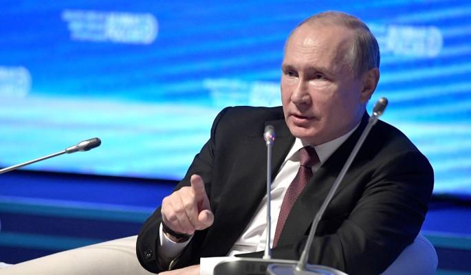 Помолодевший Путин вызвал переполох на Украине