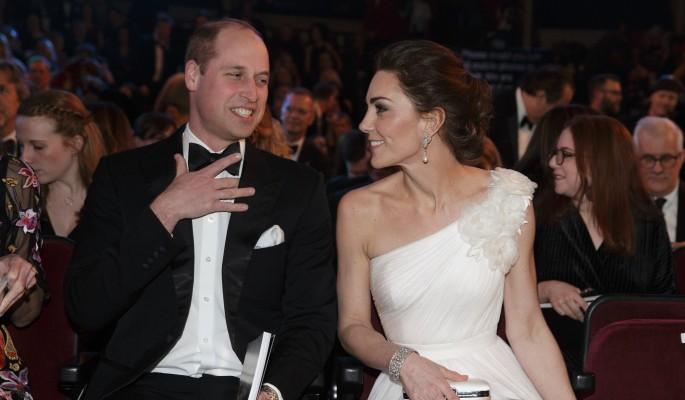 Кейт Миддлтон и принц Уильям оконфузились на глазах у всего мира