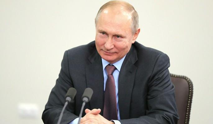 Украинцам померещилась атака Путина на президентские выборы