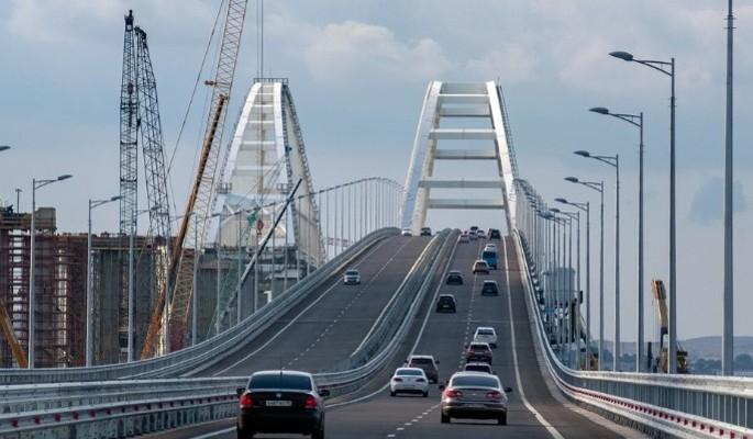 """""""Полные уроды!"""": заявление о закрытии Крымского моста добило россиян"""