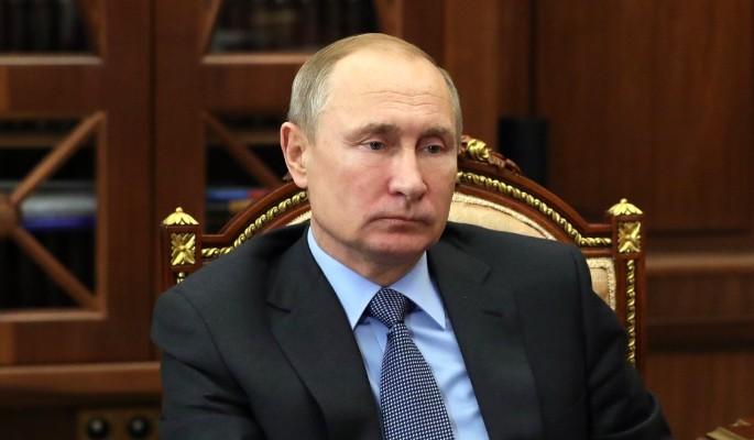 Бесноватые украинцы накинулись на травмированного Путина
