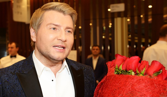 Николай басков и оксана фёдорова занимались сексам