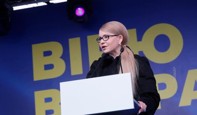 Для Тимошенко приготовили место в тюрьме