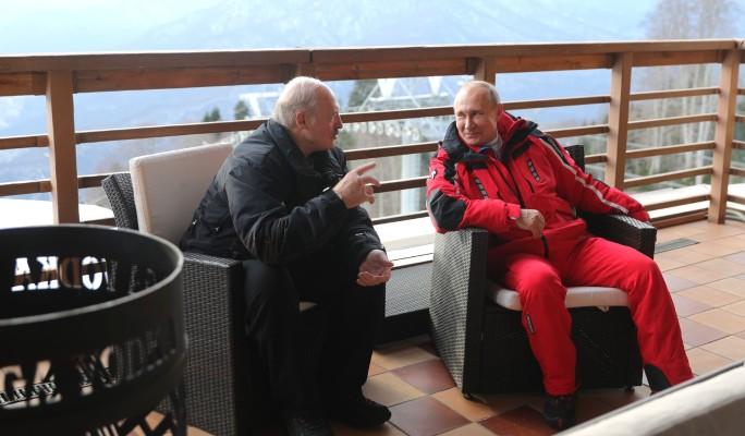 Тайный смысл трехдневного визита Лукашенко к Путину